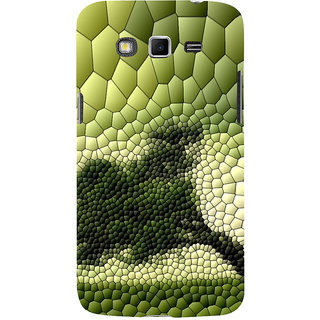 ifasho Modern  Design animated crocodile skin Back Case Cover for Samsung Galaxy Grand
