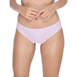 C9 Seamless Dirty Pink Mid Brief Underwear For Women's