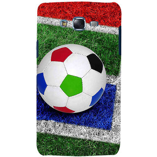 ifasho Foot ball Back Case Cover for Samsung Galaxy J7 (2016)