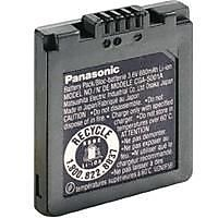 Panasonic Lumix Cga-S001 Digital Camera Battery Cga S001
