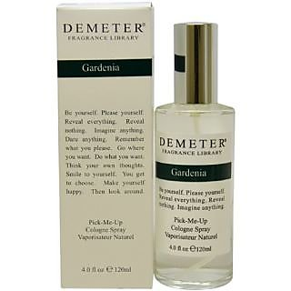 Demeter Gardenia Cologne Spray for Women, 4 Ounce