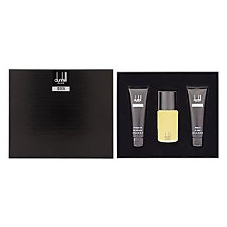 Alfred Dunhill London Edition Men Eau De Toilette Shower Gel After Shave Balm, 3 Count
