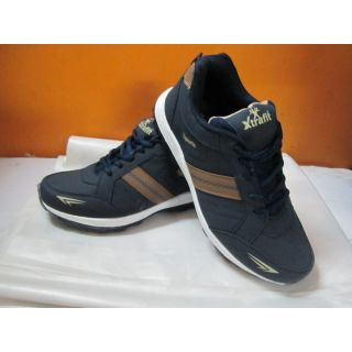 sports shoes for men in navy blue colour
