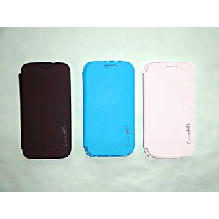 Micromax A116 Canvas HD Flip Cover available at ShopClues for Rs.169
