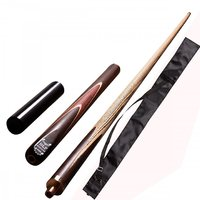 JBB combo of BLP cue with extension and a cue cover
