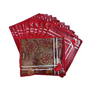 Saree Cover Pack Of 12