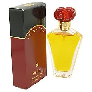 Princess Marcella Borghese IL Bacio Eau de Parfum Spray for Women, 1.7 Ounce