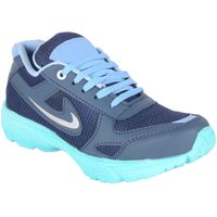 Woakers Boys Victory Vi  Blue Sports Shoes