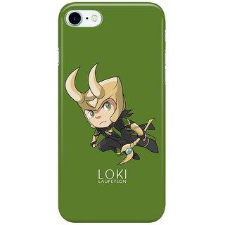 Dreambolic Loki Back Cover for Apple iPhone 7