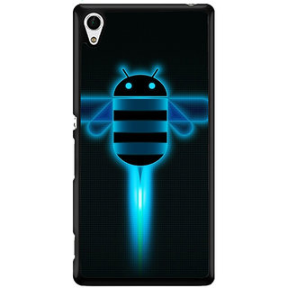 Ayaashii Flying Android Back Case Cover for Sony Xperia Z4::Sony Xperia Z4 E6553