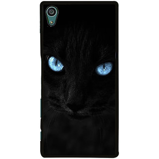 Ayaashii Black Billy Back Case Cover for Sony Xperia Z5::Sony Xperia Z5 Dual::Sony Xperia Z5 Premium