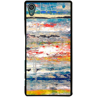Ayaashii Colorful Painting Back Case Cover for Sony Xperia Z5::Sony Xperia Z5 Dual::Sony Xperia Z5 Premium