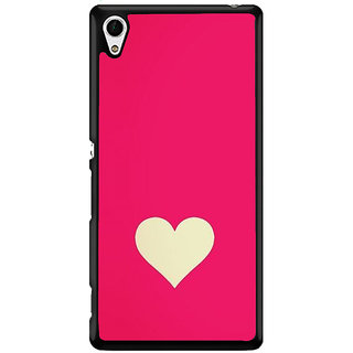 Ayaashii Love Symbol Back Case Cover for Sony Xperia Z4 Mini::Sony Xperia Z4 Compact