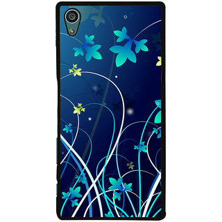 Ayaashii Animated Flower  Back Case Cover for Sony Xperia Z5::Sony Xperia Z5 Dual::Sony Xperia Z5 Premium
