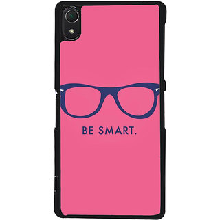 Ayaashii Be Smart Back Case Cover for Sony Xperia Z3::Sony Xperia Z3 D6653 D6603