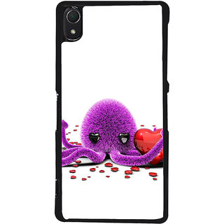Ayaashii Octopus Back Case Cover for Sony Xperia Z3::Sony Xperia Z3 D6653 D6603