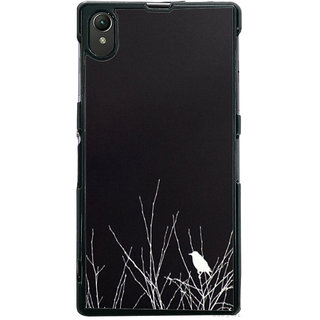 Ayaashii Bird On The Branches Back Case Cover for Sony Xperia Z1::Sony Xperia Z1 L39h