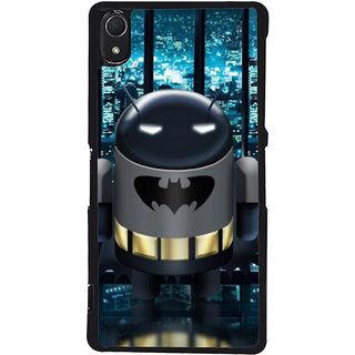Ayaashii Android In New Get Up Back Case Cover for Sony Xperia Z2::Sony Xperia Z2 L50W D6502 D6503