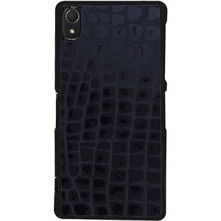 Ayaashii Net Pattern Back Case Cover for Sony Xperia Z2::Sony Xperia Z2 L50W D6502 D6503
