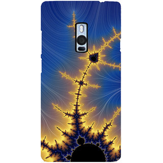 Ayaashii Animated Cactus Back Case Cover for One Plus Two::One Plus 2::One+2