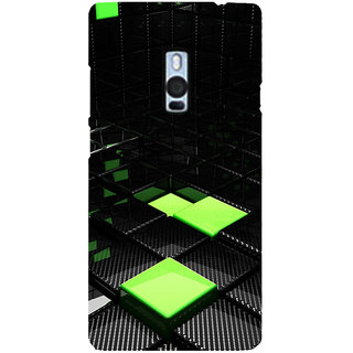 Ayaashii 3D Floor Back Case Cover for One Plus Two::One Plus 2::One+2