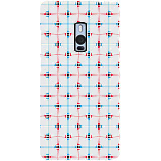 Ayaashii Baloon Patern Back Case Cover for One Plus Two::One Plus 2::One+2