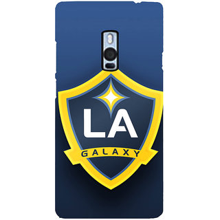 Ayaashii L A Galaxy Back Case Cover for One Plus Two::One Plus 2::One+2