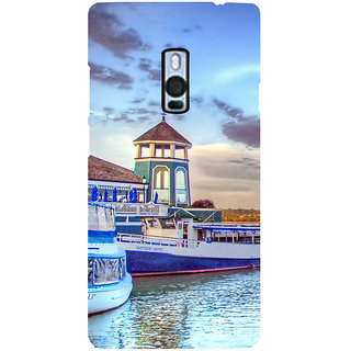 Ayaashii Light House Back Case Cover for One Plus Two::One Plus 2::One+2