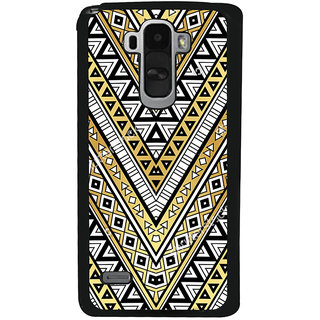 Ayaashii Tribal Pattern Back Case Cover for LG G4 Stylus