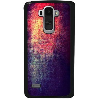 Ayaashii Color Shade Back Case Cover for LG G4 Stylus