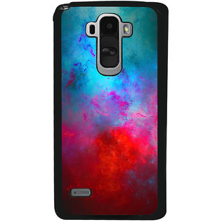Ayaashii Colorful Sky Painting Back Case Cover for LG G4 Stylus