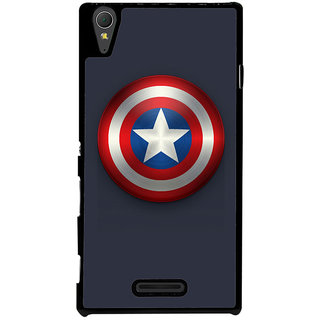 Ayaashii Star War Logo Back Case Cover for Sony Xperia T3