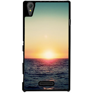 Ayaashii Sun Rise  Back Case Cover for Sony Xperia T3