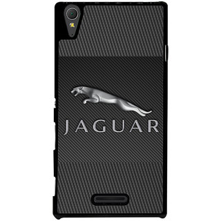 Ayaashii Jaguar  Back Case Cover for Sony Xperia T3