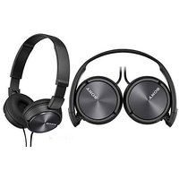 Sony MDR-ZX310 Headphone (black/blue/white)