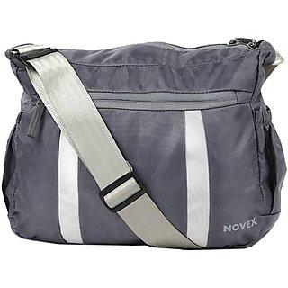 Novex Evoq Grey Sling Bag