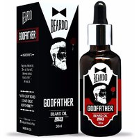 BEARDO GODFATHER Lite Beard  Mustache Oil - 30ml
