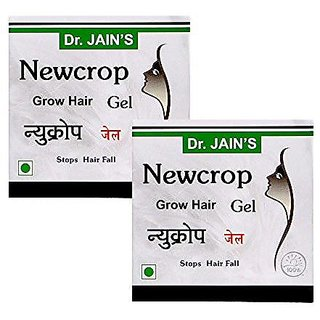 Dr. Jain'S Newcrop Grow Hair Gel - 100G (Set Of 2)