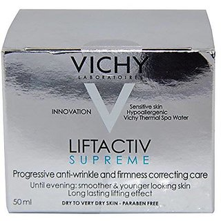 Vichy Liftactiv Complete Anti-Wrinkle And Firming Cream, 50 Ml