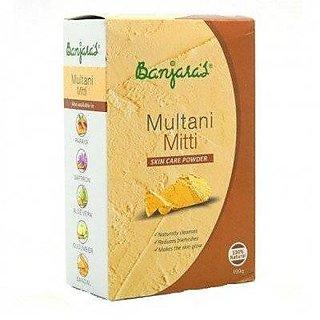 Banjara Multani Mati (100G) (Pack Of 4)