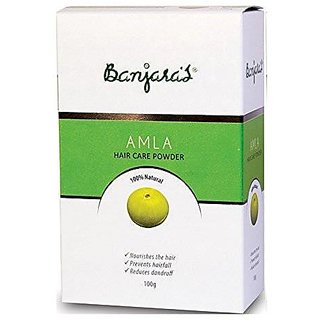 Banjaras Amla Powder (100G) (Pack Of 3)
