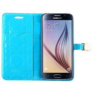 Cell-Pak SAMSUNG GALAXY S6 Nexwallet Case - Retail Packaging - Teal