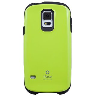 iFace Sensation Case for Galaxy S5 - Carrying Case - Retail Packaging - Green