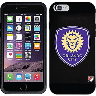 Coveroo Guardian Case for iPhone 6 - Retail Packaging - Orlando City SC - Emblem Design
