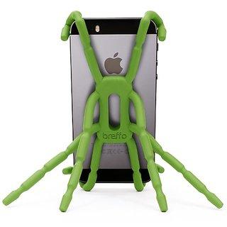 Breffo Spiderpodium Smartphone Mount & Holder - Green