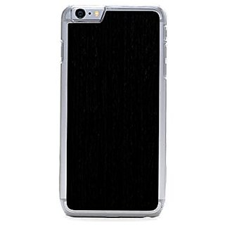 CARVED Reconstituted Ebony iPhone 6/6s Plus Slim Clear