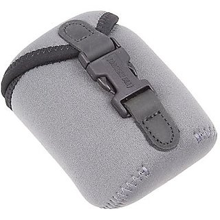 OP/TECH USA 6411164 Soft Pouch - Photo/Electronics - Wide Body Small, Neoprene Pouch for Cameras (3 x 4 x 2.25...