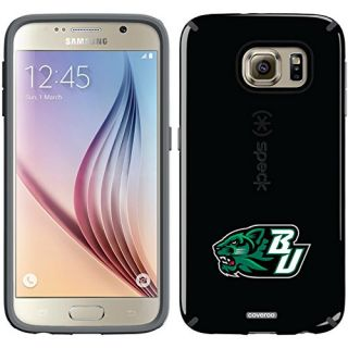 Coveroo CandyShell Cell Phone Case for Samsung Galaxy S6 - Retail Packaging - Binghamton Bearcat BU