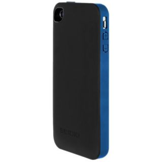 Seidio BD4-PBYIPH4-RB Innocell Plus Power Case for Apple iPhone 4/4S - 1 Pack - Retail Packaging - Royal Blue