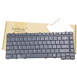 Eathtek New Laptop Keyboard for Toshiba Satellite A305-S6872 M305D-S4828 A305-S6905 A305-S6909 A305-S6837 A305-S6839 A30